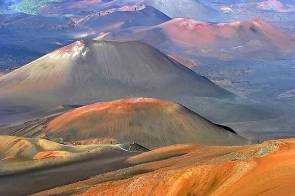 vulcano haleakala