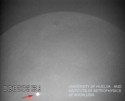 impatto lunare