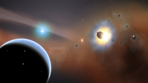 troiani cometari