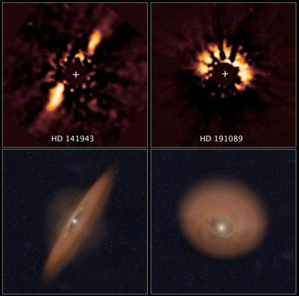 dischi protoplanetari