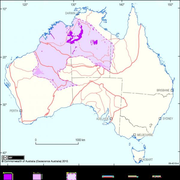 zona lavica australiana