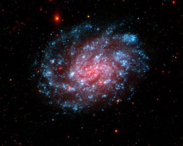 Fonte: NASA/JPL-Caltech/Las Campanas
