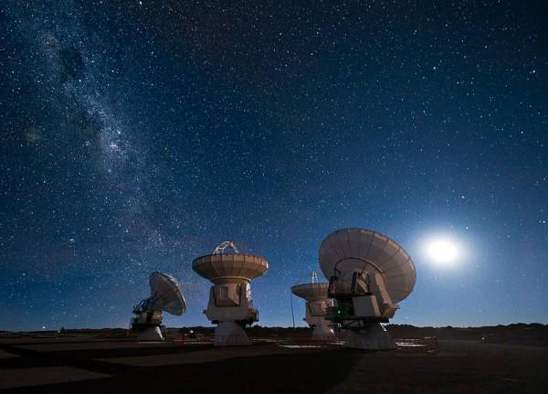 Fonte: ESO/José Francisco Salgado