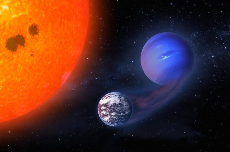 Fonte: Rodrigo Luger / NASA images
