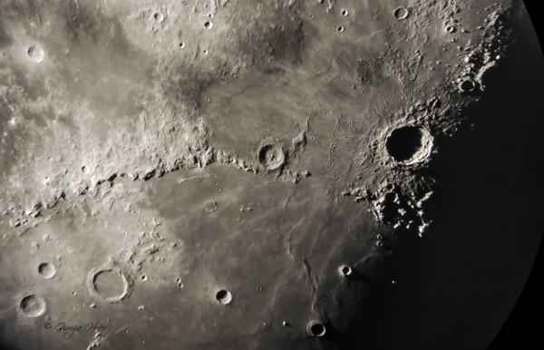 luna telescopio nome