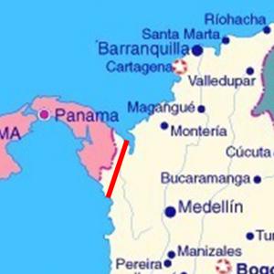 Il nuovo Canale di Panama che poteva essere scavato da Geographos nel suo passaggio ravvicinato del 1994