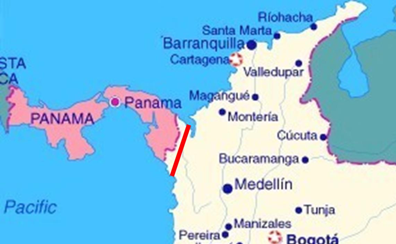 Il nuovo Canale di Panama che poteva essere scavato da Geographos nel suo  passaggio ravvicinato del 93d20ac0dd85