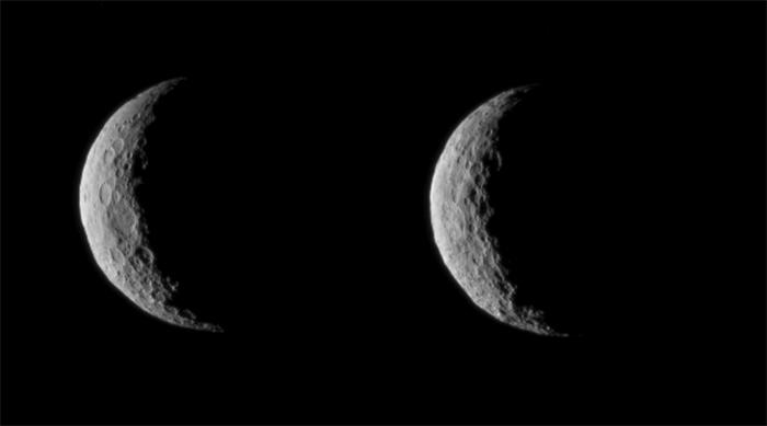 Fonte: NASA/JPL-Caltech/UCLA/MPS/DLR/IDA