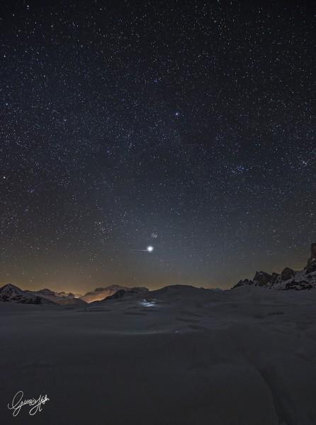 DSC_3679Riflesso Venere e Luce Zodiacale