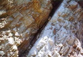 """Lo straterello di Gubbio, ricco di iridio e di altri elementi """"alieni"""""""