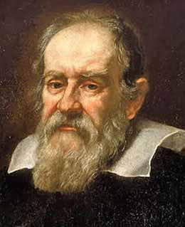 Galileo Galilei, il grande fisico pisano