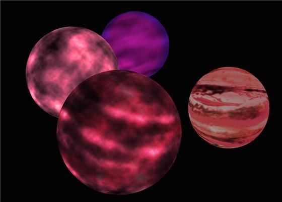 I colori tipici delle nane brune le rendono invisibili nell'ottico e bisogna usare occhiali infrarossi. Piccole e scure… un bel problema! Fonte: AIP/J. Fohlmeister