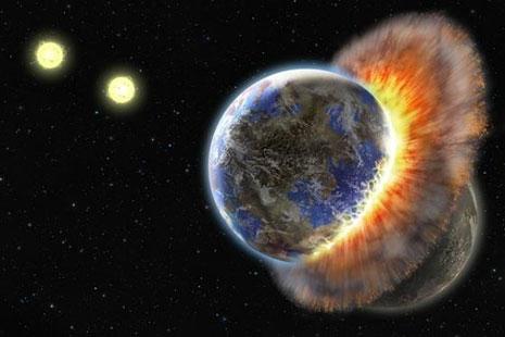 Impatto-Terra