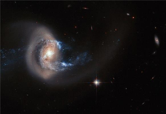 Fonte: NASA/ESA