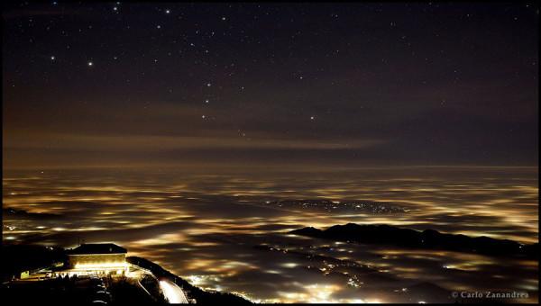 """L'immagine che ha conquistato la medaglia d'argento nella categoria """"Against the lights"""""""
