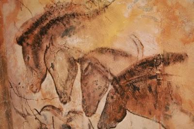 Lascaux cavalli