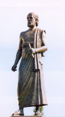 Statua Aristarco