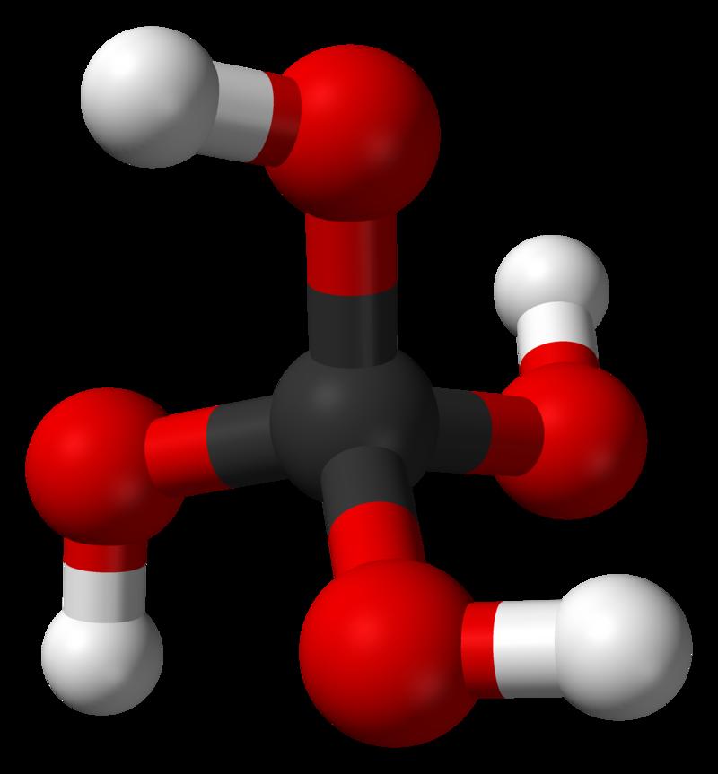 La struttura dell'acido di Hitler. La forma la dice lunga…