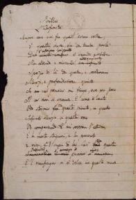 infinito-manoscritto