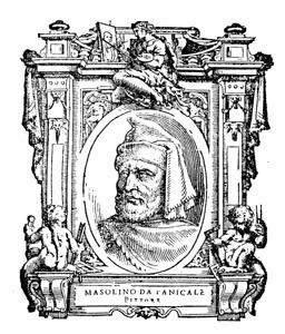 Tommaso di Cristoforo Fini, noto come MASOLINO da Panicale (1383 - 1440)