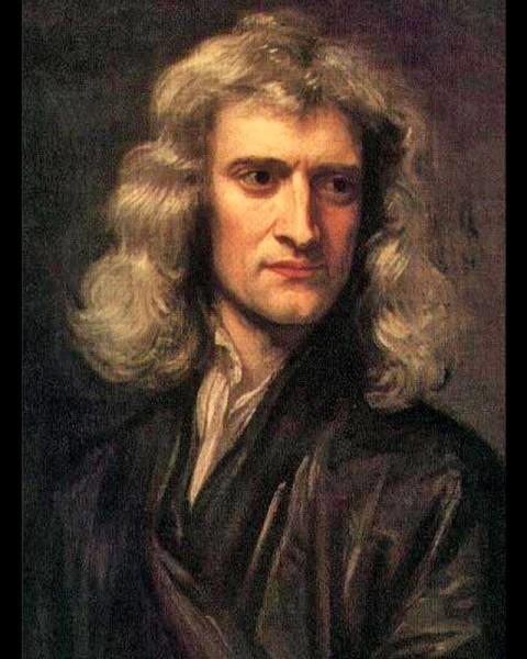 Sir Isaac Newton (1642 - 1727)