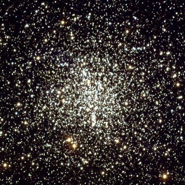 L'ammasso globulare M4. Fonte: NOAO/AURA/NSF