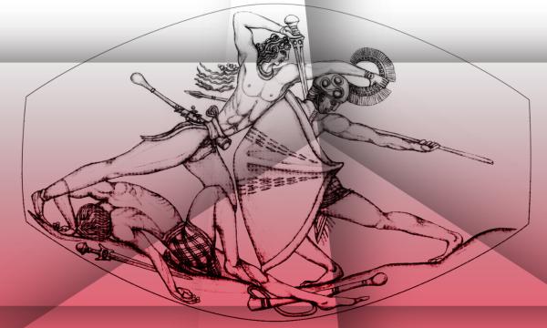 Uno schema che illustra perfettamente i personaggi coinvolti