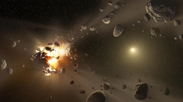 collisione-asteroidi