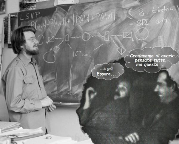 Bohr, Einstein e la disuguaglianza di Bell