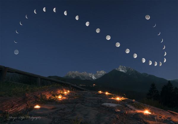 lunar phases giorgia Hofer small
