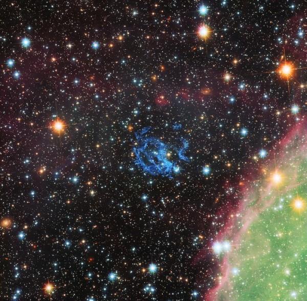 Figura 1. Hubble