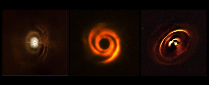 Fonte: ESO/SPHERE. 2016