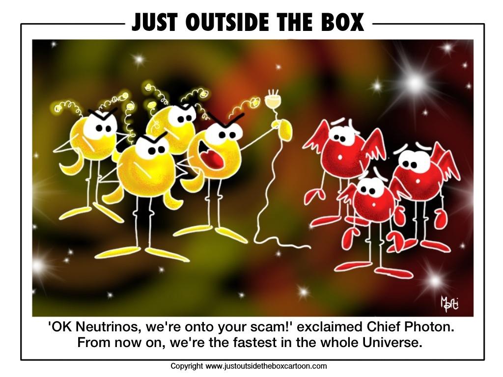 neutrino-veloce