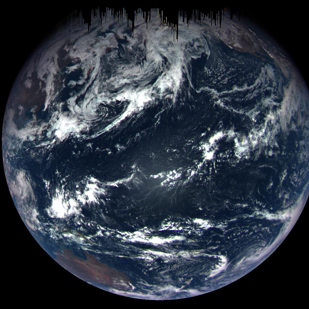 OsirisRex-Terra