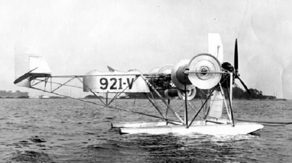 aereo rotore flettern