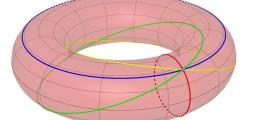 cerchi di villarceau meridiani e paralleli