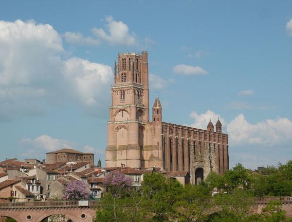 La cattedrale di Albi