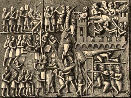 Il massacro di Beziers