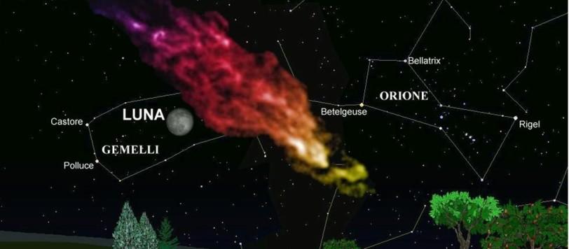 nubesmith     Se fosse visibile ad occhio nudo, la nube di Smith potrebbe apparire, più o meno, così.