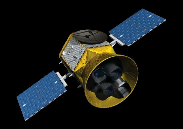 Il telescopio TESS. Fonte NASA