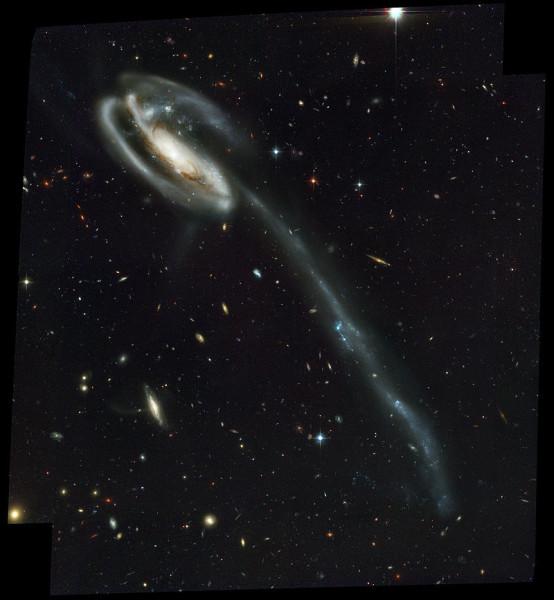 NASA, H. Ford (JHU), G. Illingworth (USCS/LO), M. Clampin (STScI), G. Hartig (STScI), the ACS Science Team, and ESA