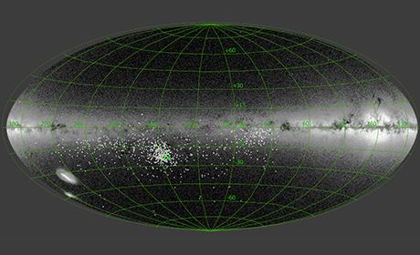 Fonte: S. Röser, ESA/Gaia/DPAC