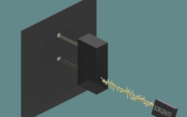 Effetto del cristallo polarizzatore